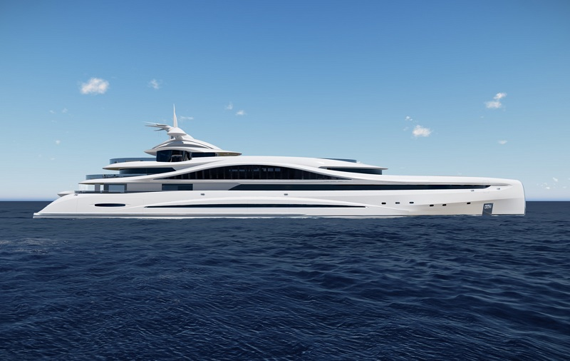 4 Impressive Superyacht Projects From Gresham Yacht Design 6