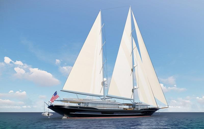 4 Impressive Superyacht Projects From Gresham Yacht Design 7