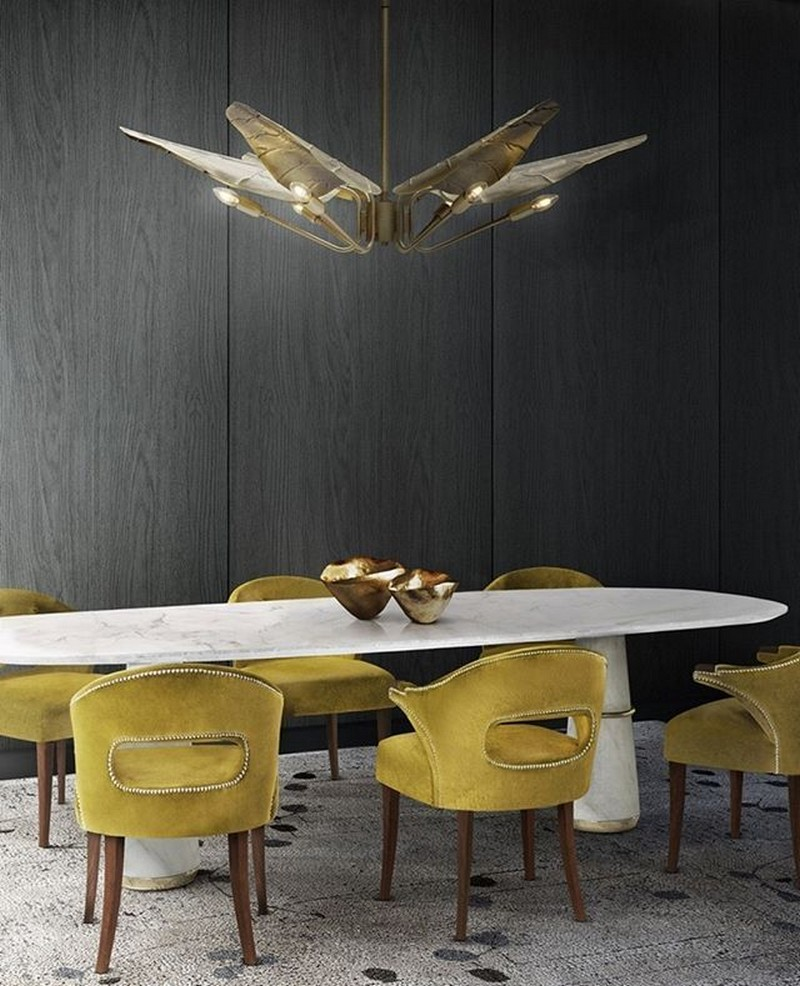 5 Incredible Marble Dining Tables for your Dining Room