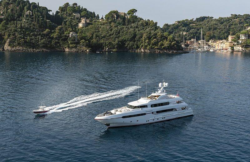Atom From Sunrise Yachts At FLIBS 2019 1