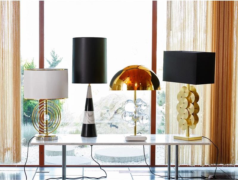 Black and White Design Ideas From Jonathan Adler 6