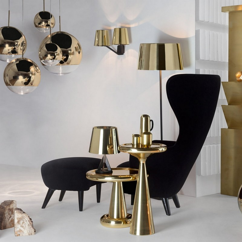 Discover some of Tom Dixon's Finest Furniture Pieces