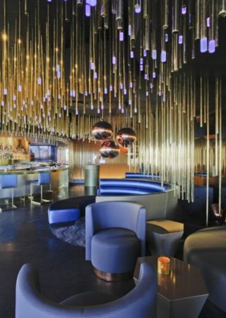 Have fun in Fort Lauderdale at the Whiskey Blue by Clodagh