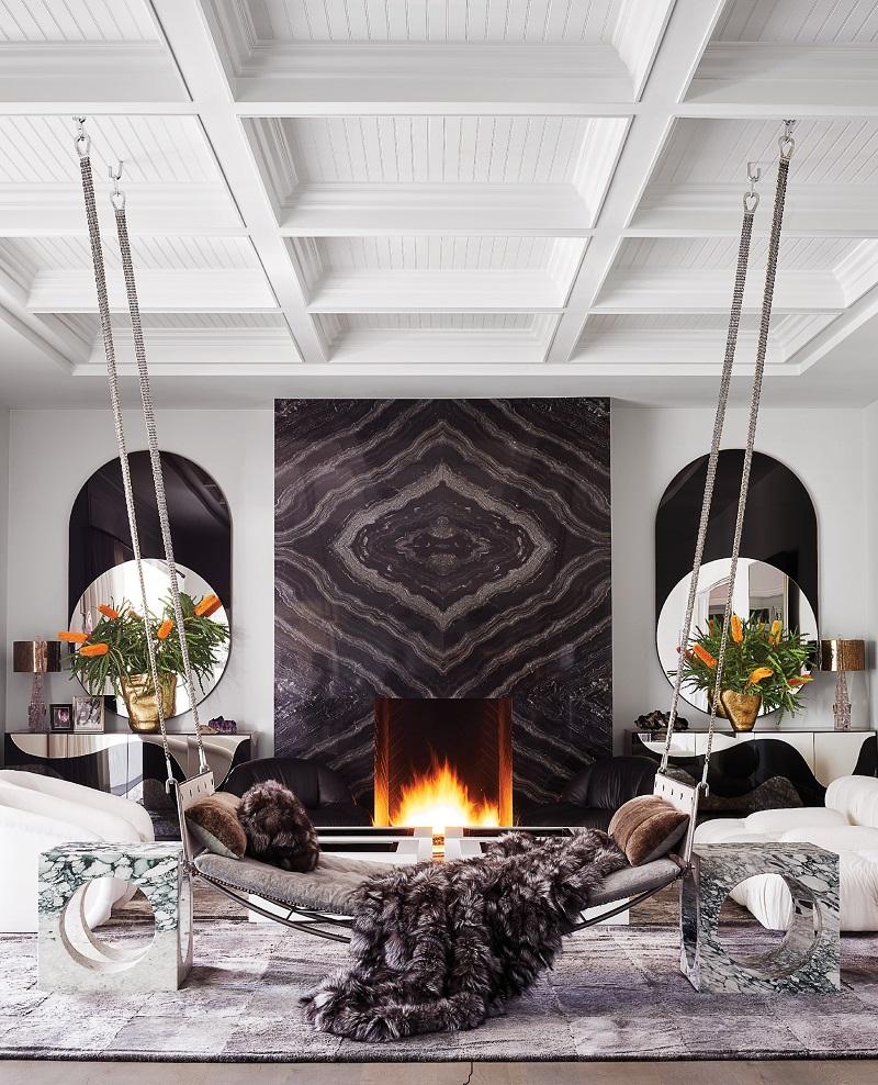 Interior Design Project byMartyn Lawrence Bullard 0