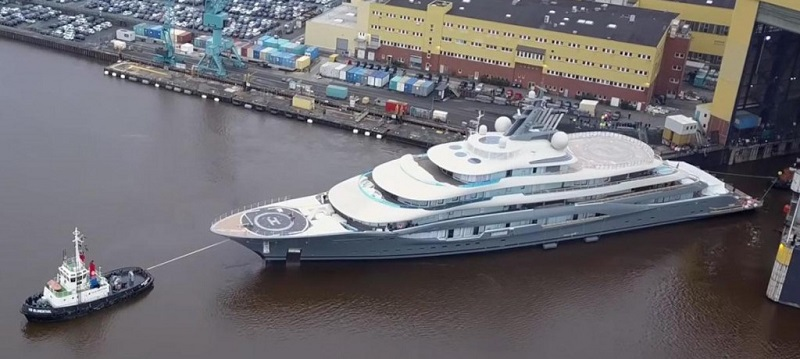 Imperial Yachts From Espen Øino 10