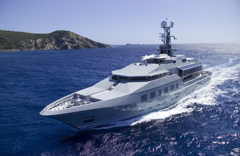 Imperial Yachts From Espen Øino 1