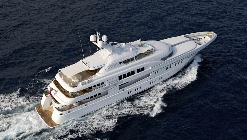 Imperial Yachts From Espen Øino 7