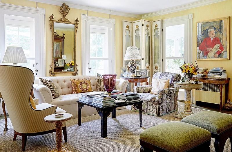 Inside the Lovely home of Interior Designer Bunny Williams