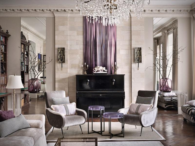 Inspiring Luxury Design Apartment by Marina Filippova 1