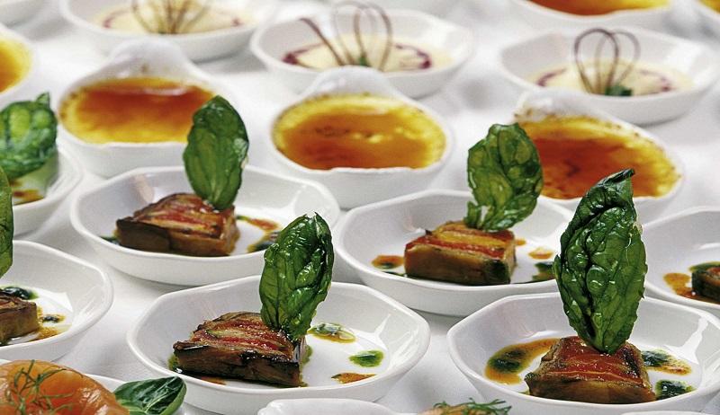 Les Quatre Saisons, The Finest Restaurant in Basel