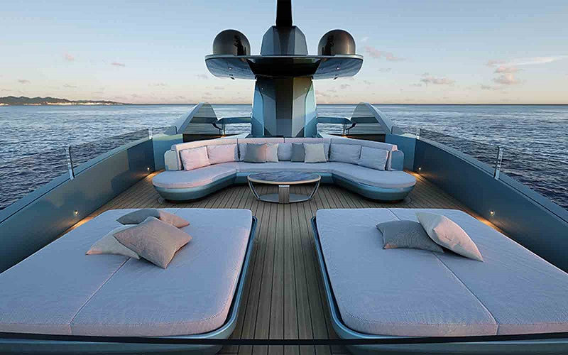 Next 70 from Tankoa Yachts