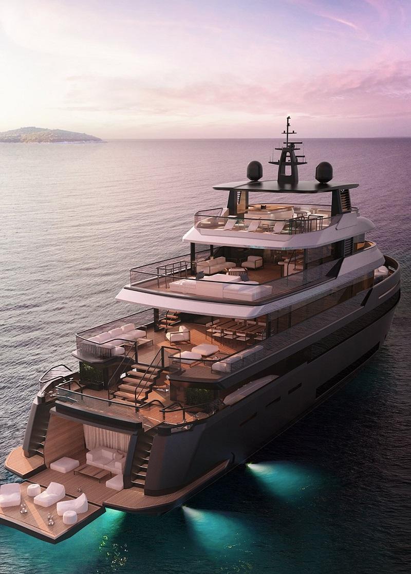 Italian Shipbuilder Benetti Reveals New B.YOND 37 7