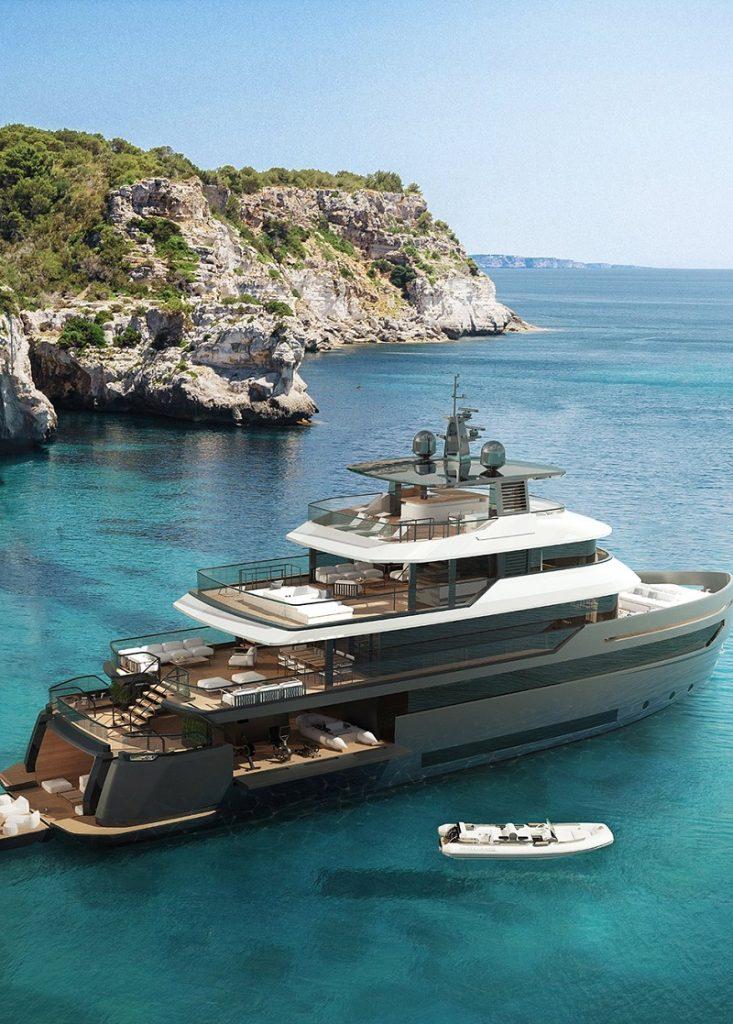 Superyacht designer Benetti Reveals New B.YOND 37 7