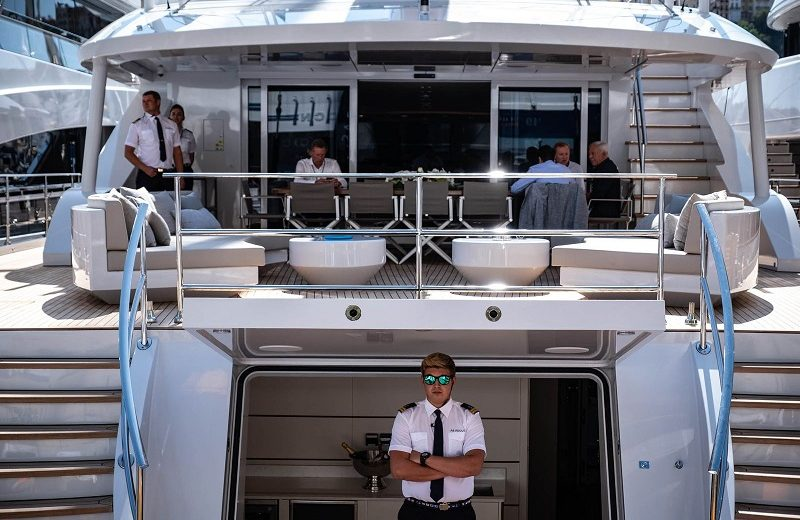 The Wealthiest Of The Wealth's Monaco Yacht Show 2019 20
