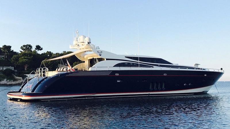 Yacht Company Y.Co Presents Cheeky Tiger 1