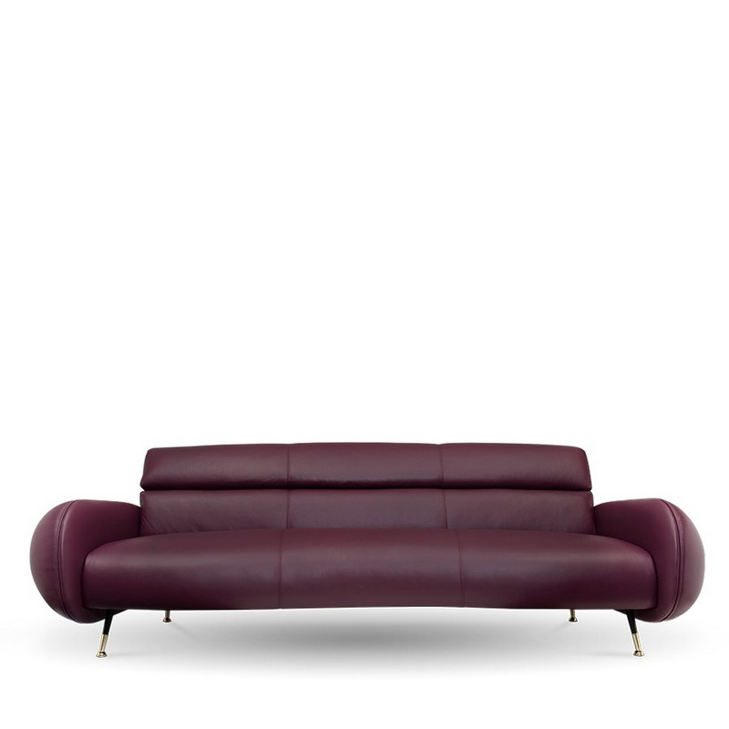 5 Incredible Sofas to bring the Best of Mid-Century into the Living Room
