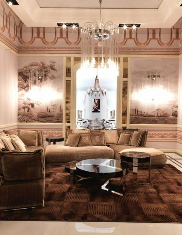 A look at the Unique Interiors of Dom-A Casa Ricca