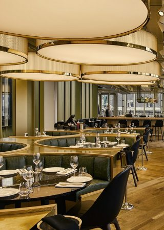 B+K Architecture Best International Interior Design Studio 0