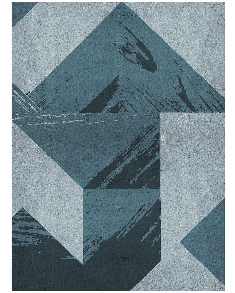 Dusk Blue Trend Color Scheme Moodboard Collection 10
