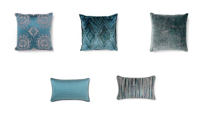 Dusk Blue Trend Color Scheme Moodboard Collection 12