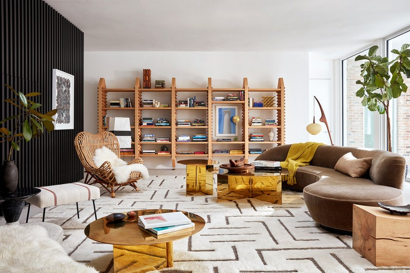 Inside The Interior Design Projects of Top Designer Jamie Bush