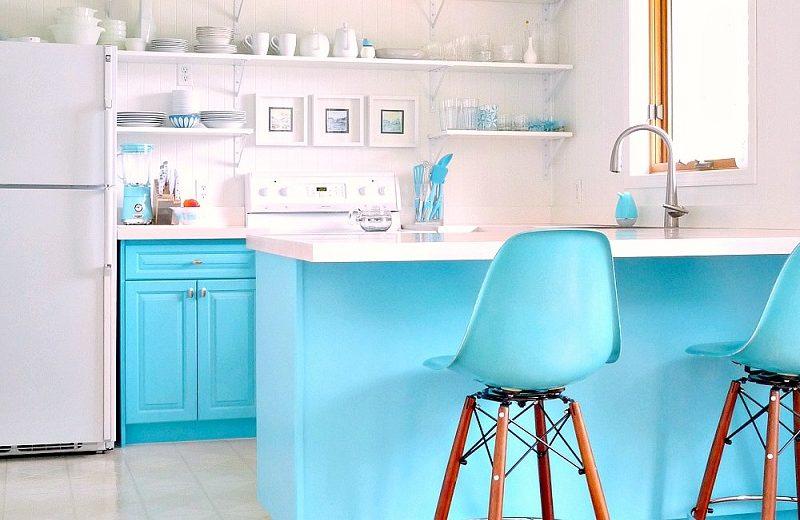 Modern White Kitchen Decor Ideas for 2020 4
