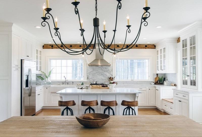 Modern White Kitchen Decor Ideas for 2020 6