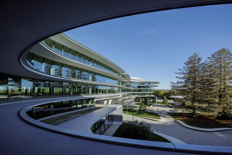 See the Top 5 Architecture Projects from HOK China