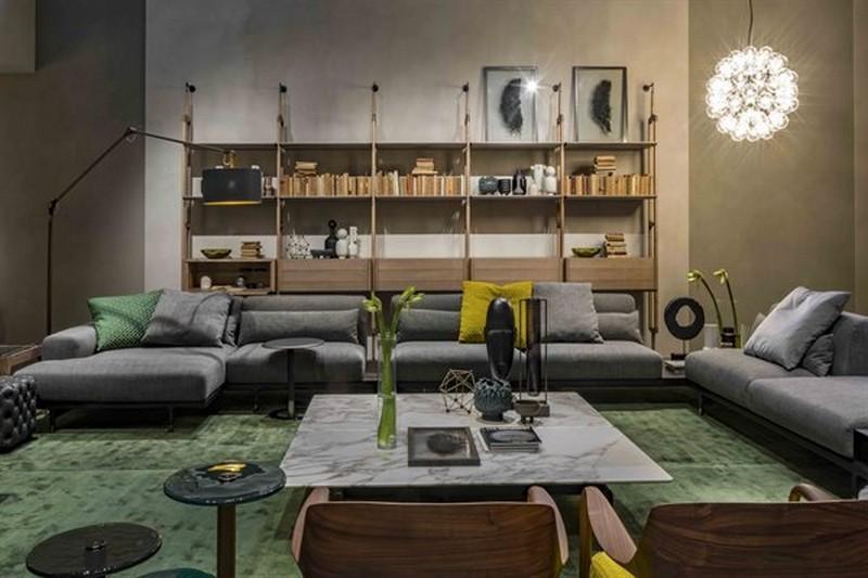 Top 5 Italian Brands at Salone del Mobile.Milano Shanghai 2019