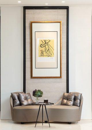 Venture into Leedon Park Residence by Cameron Woo Design