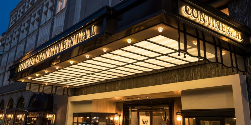 HOTELS WE COVET: Hotel Continental and Theatercaféen in Oslo, Norway