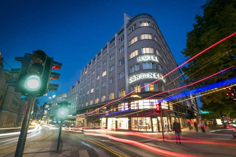 HOTELS WE COVET Hotel Continental and Theatercaféen in Oslo, Norway