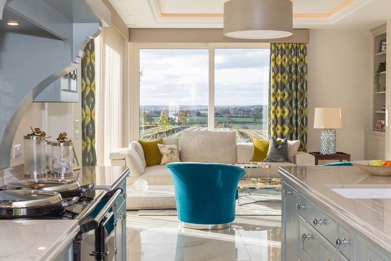 A Tour Inside this Incredible Home by Kris Turnbull Studios