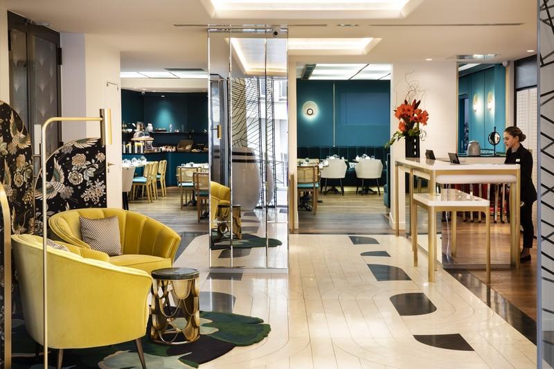 Incredible Design Projects Hotel Victor Hugo Paris Kléber