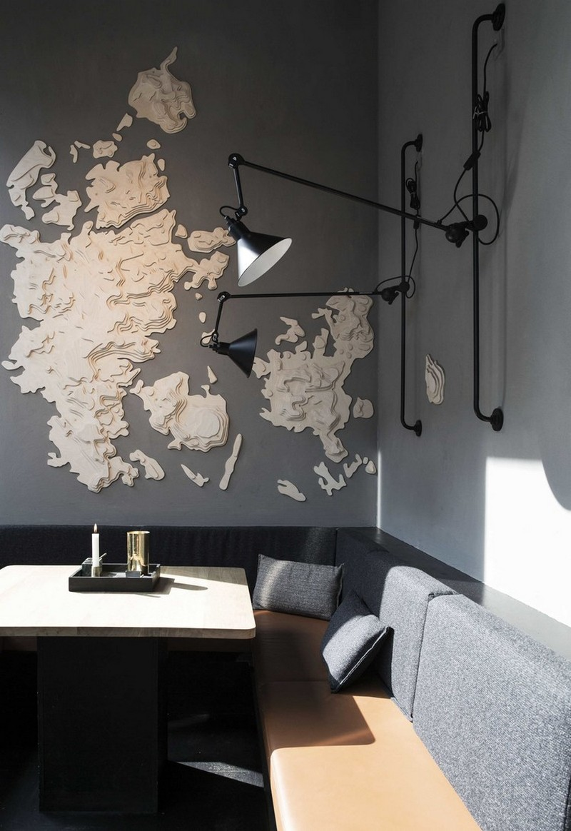 Inside the Paleo Restaurant Designed by Johannes Torpe