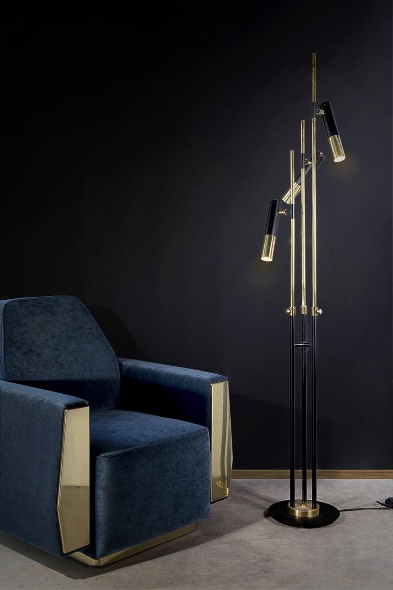 Interior Design Ideas Featuring Pantone's Colour of the Year 2020