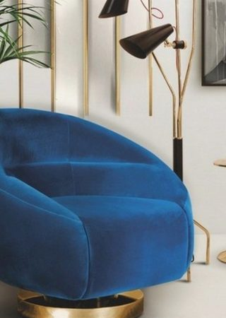 5 Classic Blue Sofas you can Add to the Living Room!