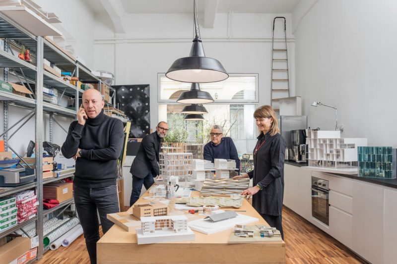 Piuarch, One Of Italy's Finest Architecture Studios