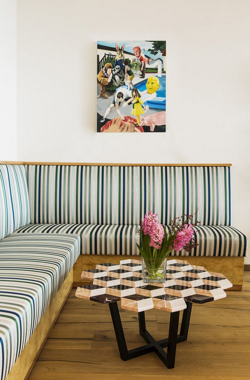 Relax with the Colourful Zorlu Residence by Merve Kahraman!