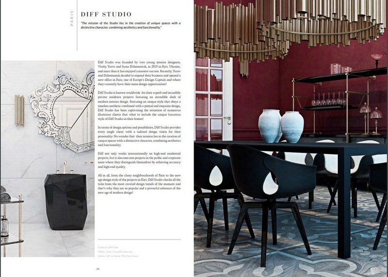 """""""The Best 25 Interior Designers Of France"""" Is A Must Have Ebook!"""