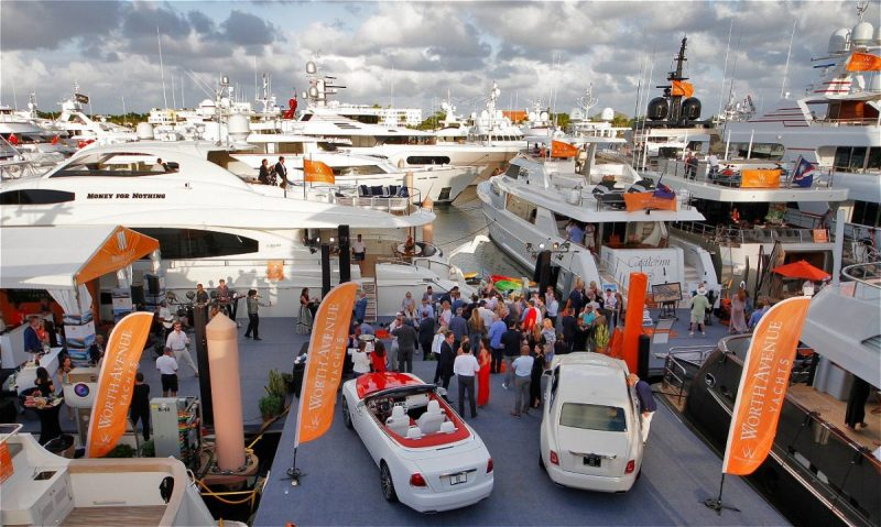 What To Expect From Palm Beach International Boat Show