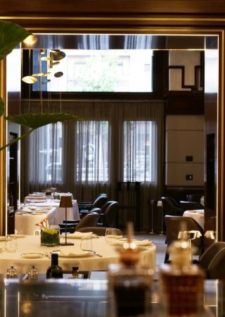 The Wonderful London Restaurant Designed by Spagnulo & Partners