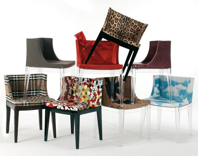 Living Room Bedroom Combo Ideas, Discover Philippe Starck S Amazing Dining Chair Collections