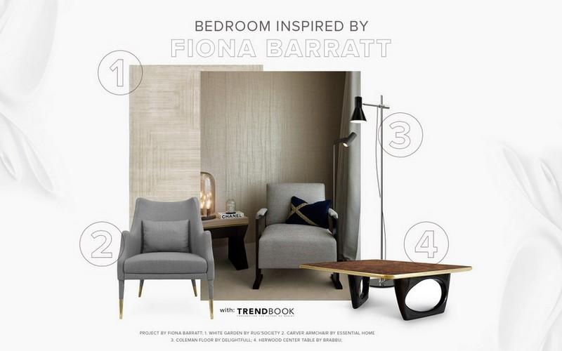 BEDROOM DESIGN INSPIRATION WITH FIONA BARRATT