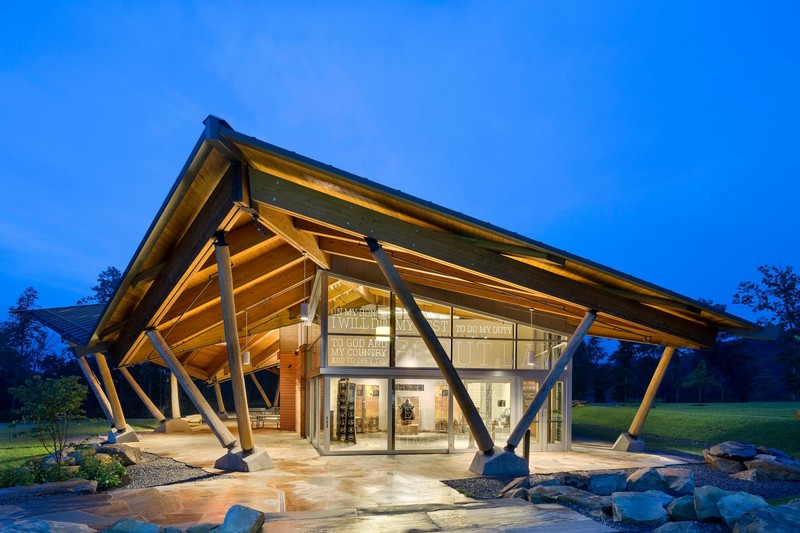 Meaningful Architecture is Lake|Flato Way