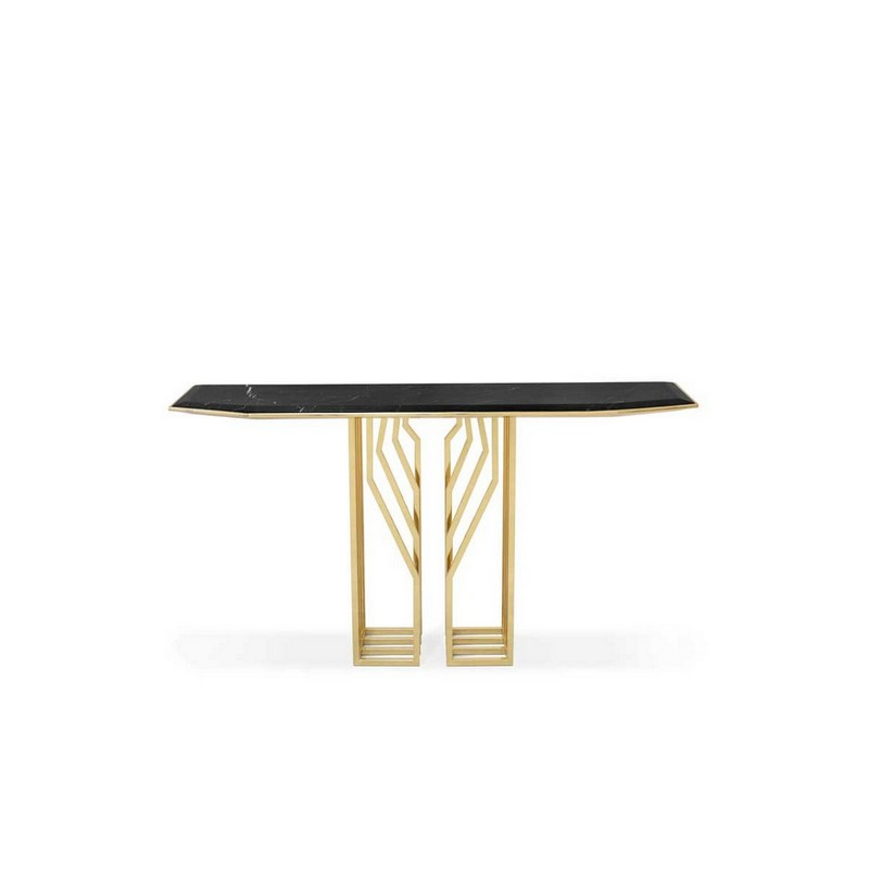 MODERN CONSOLE TABLES FOR AN IMPACTFUL ENTRYWAY