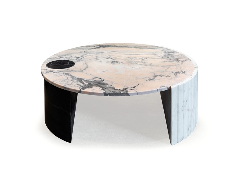 Fresh and Innovative: Marble Centre Tables