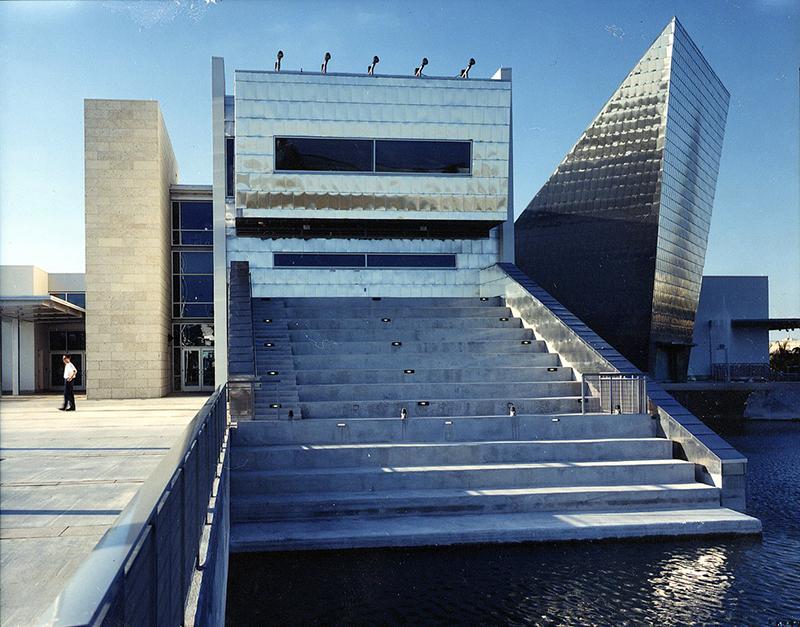 Eskew Dumez Ripple: Culture + Architecture