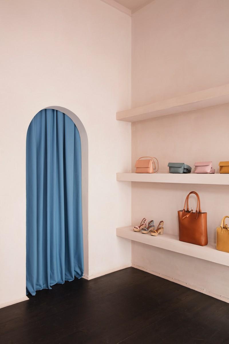 Rich Hues Embrace Yvonne Koné's Interiors