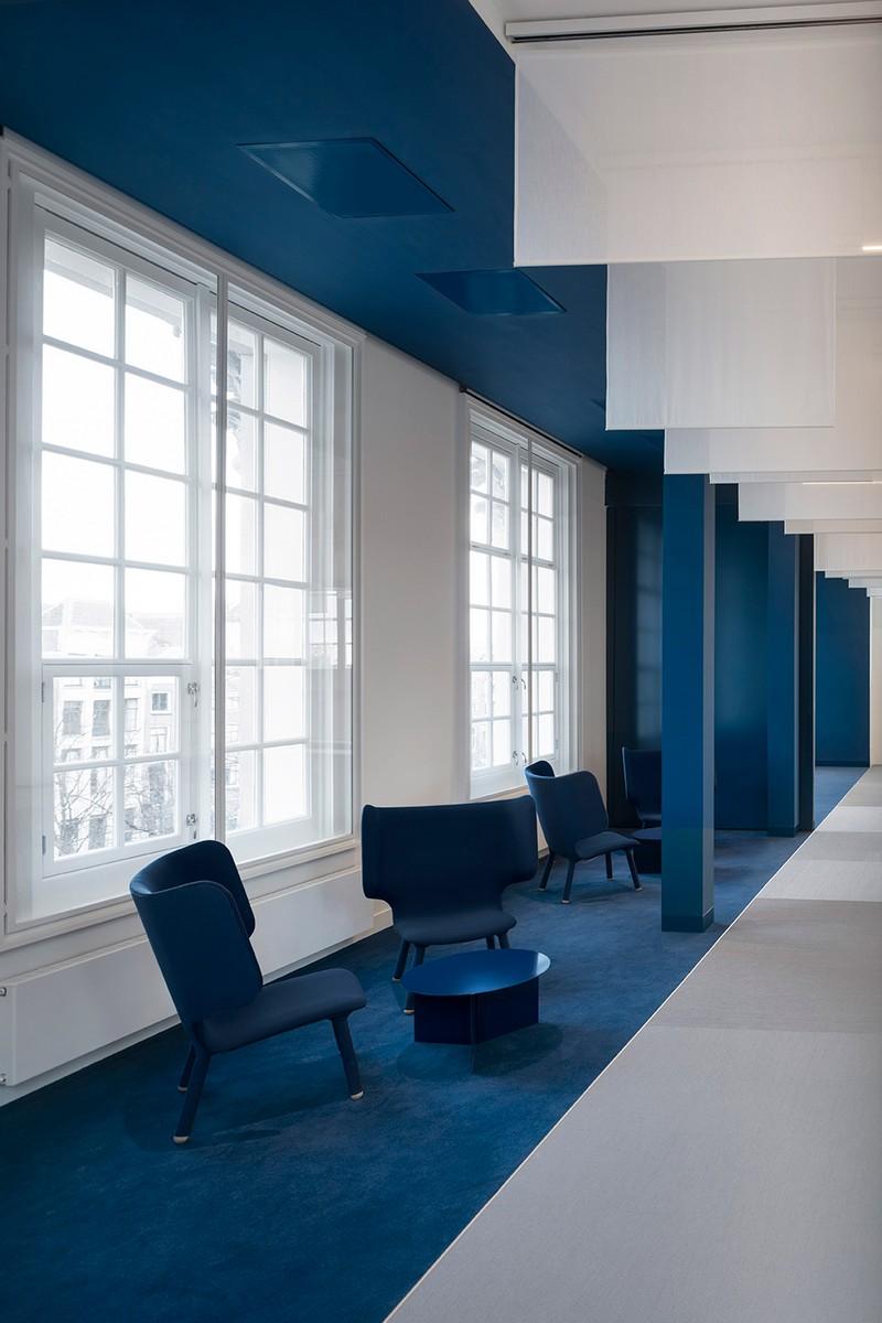 Colorful Redesign of Amsterdam's Felix Meritis Building